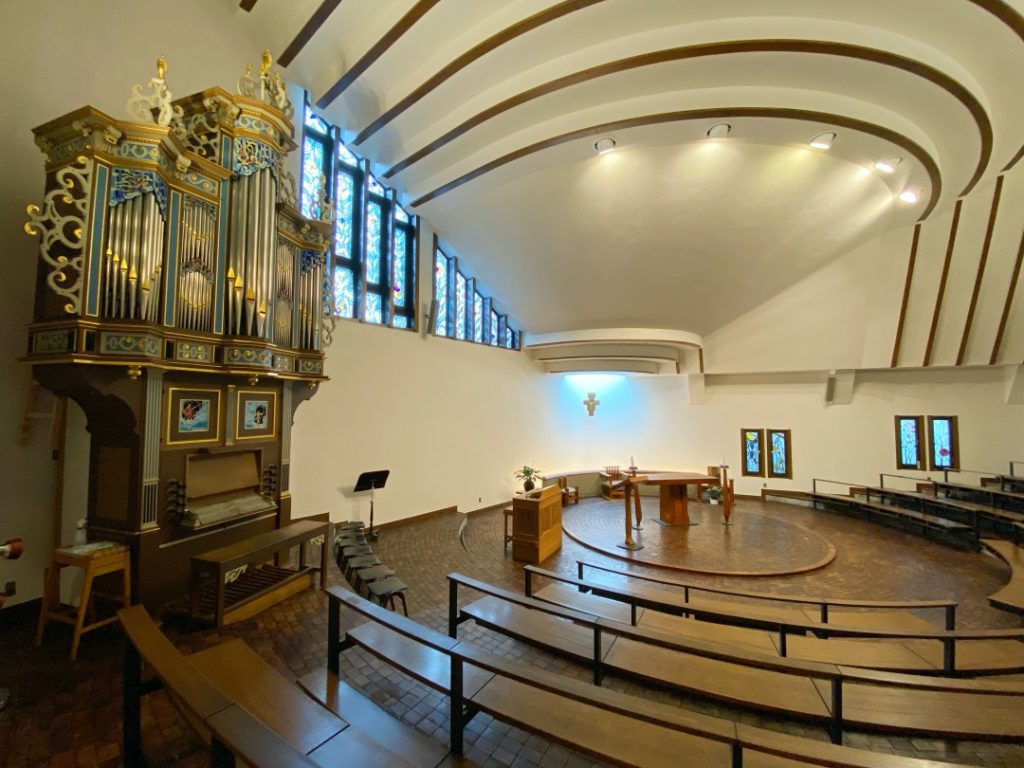 聖グレゴリオの家 聖堂